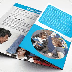 Digital Print, Folded Leaflets, Stoke-on-Trent, Staffordshire