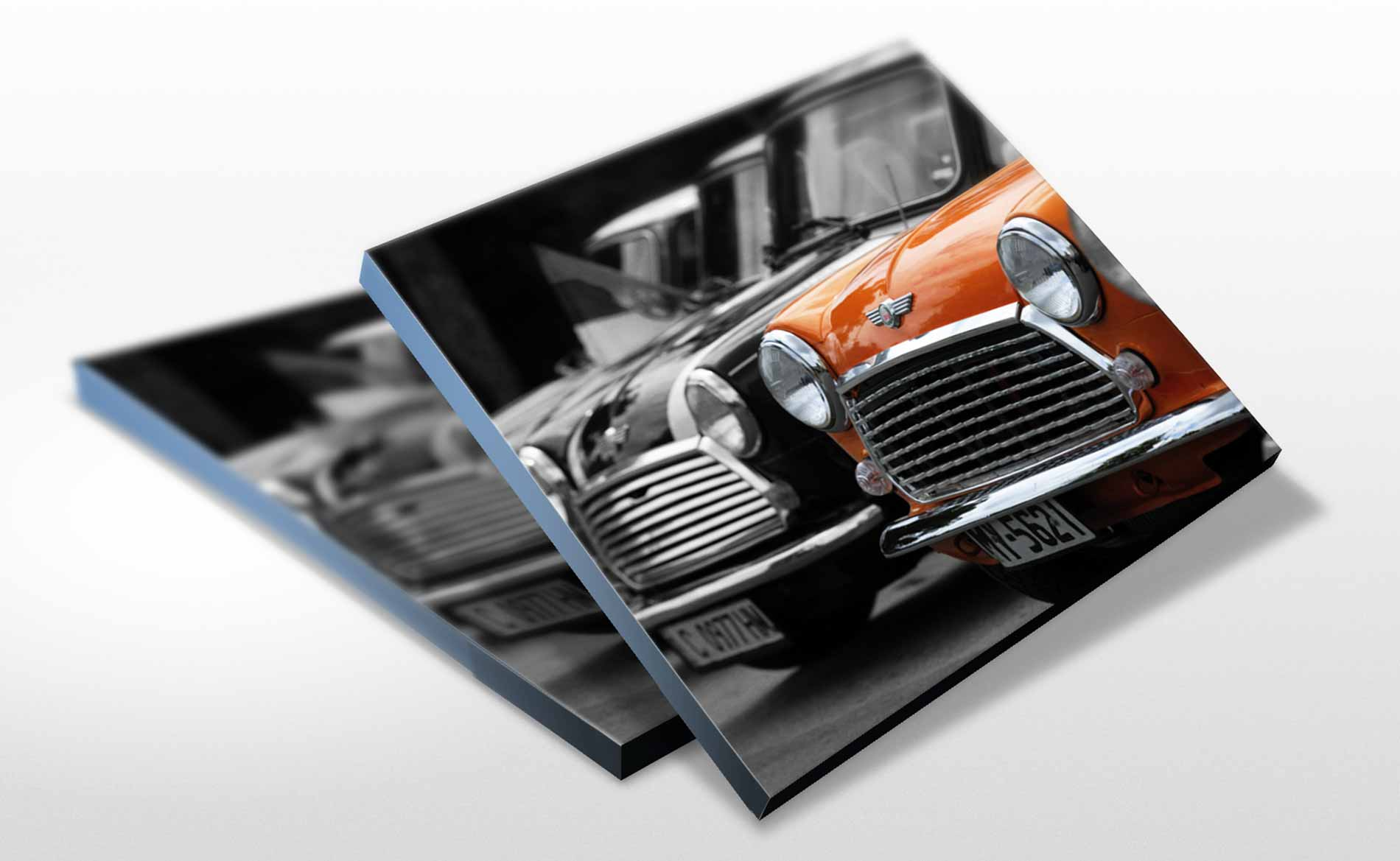 Large Format Print, Classic Car Canvas, Canvas Prints, Stoke-on-Trent, Staffordshire