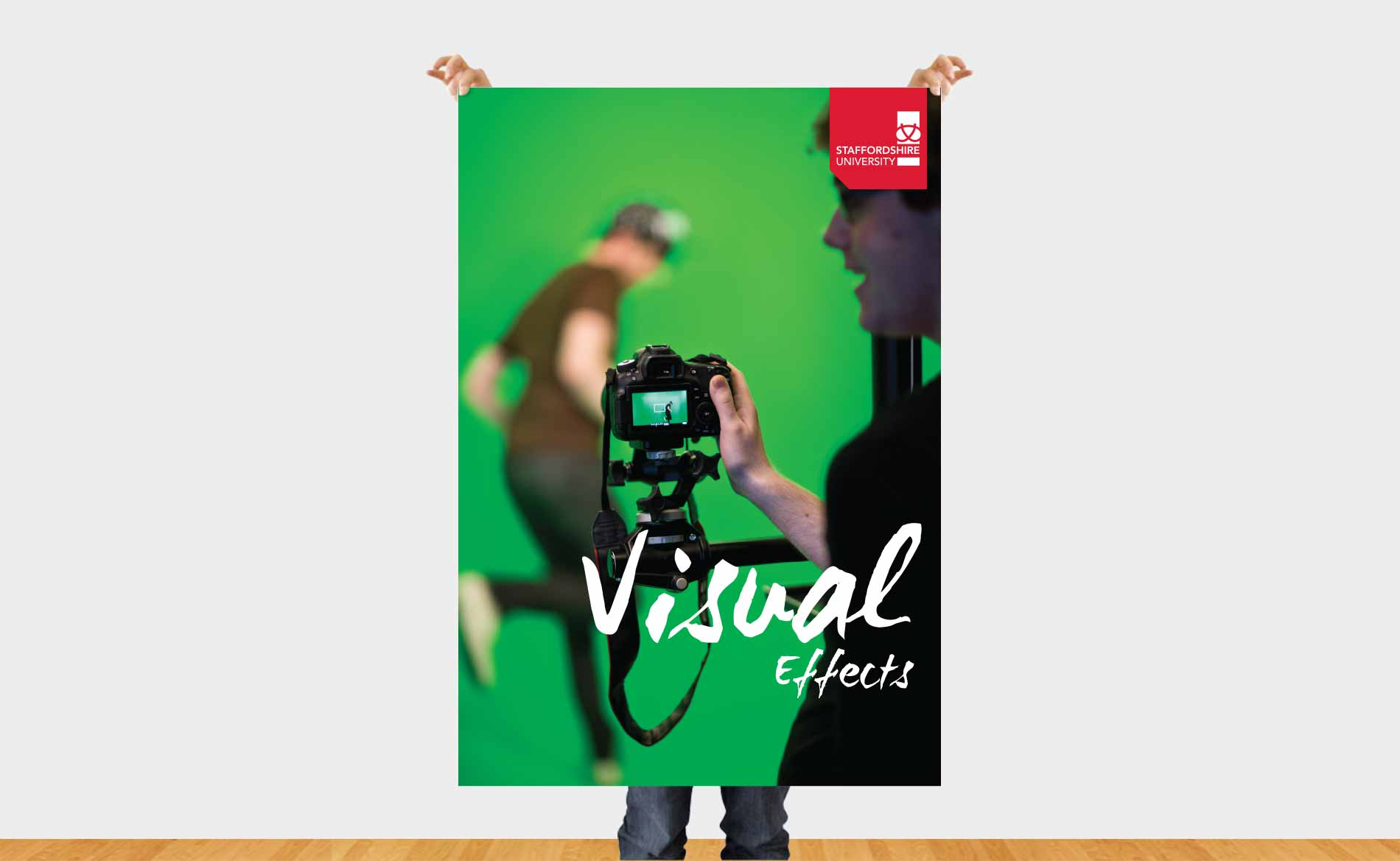 Large Format Print, Staffs Uni, Large Format Posters, Stoke-on-Trent, Staffordshire