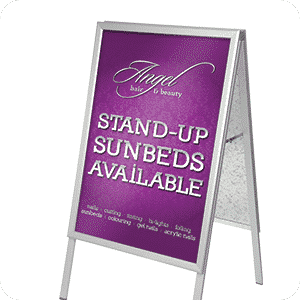 Signage, A-boards, Pavement & Swing Signs, Stoke-on-Trent, Staffordshire