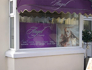 Signage, Contravision Window Graphics, Stoke-on-Trent, Staffordshire