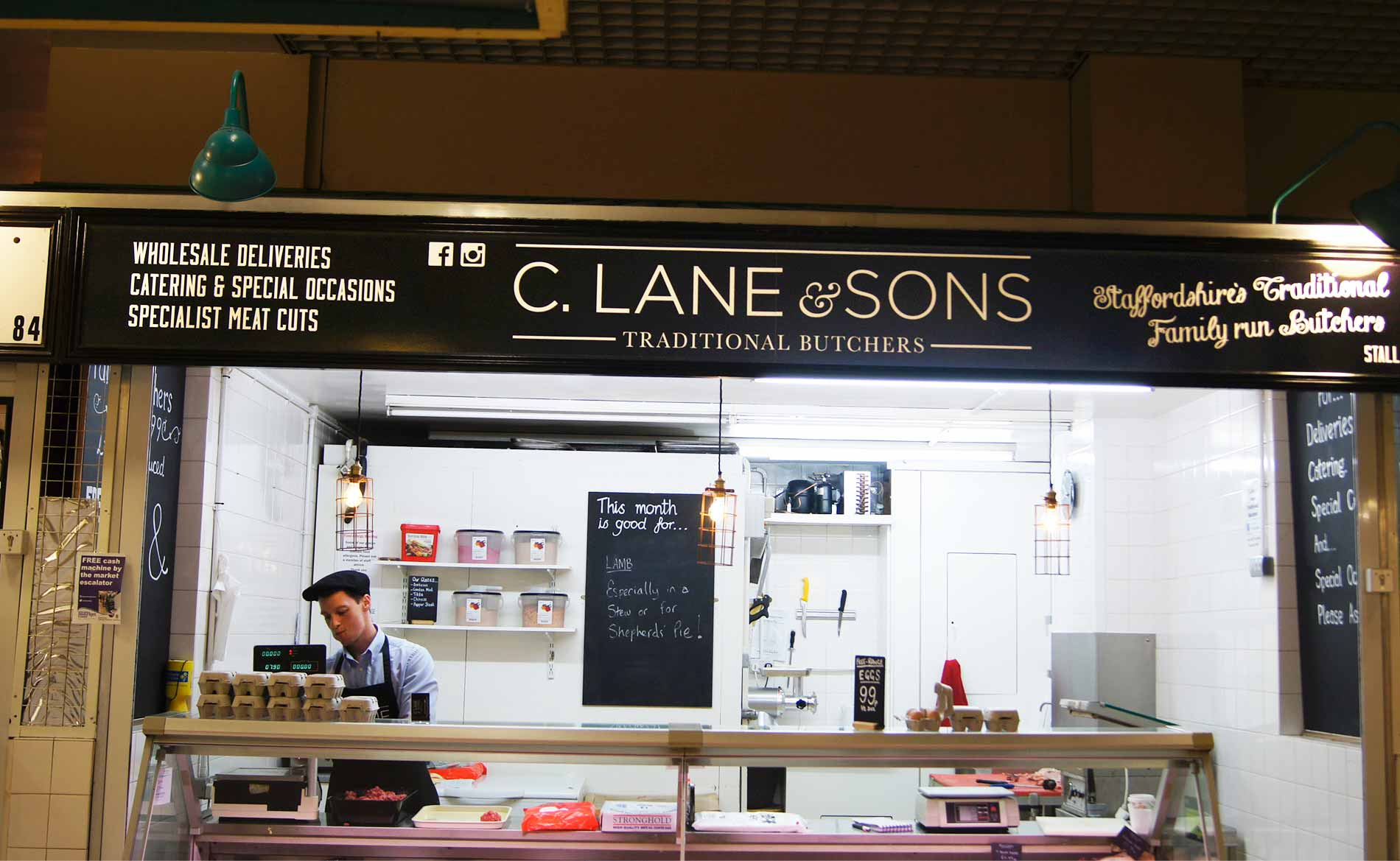 Signage, C Lane & Sons, Foamex/PVC Signs, Stoke-on-Trent, Staffordshire