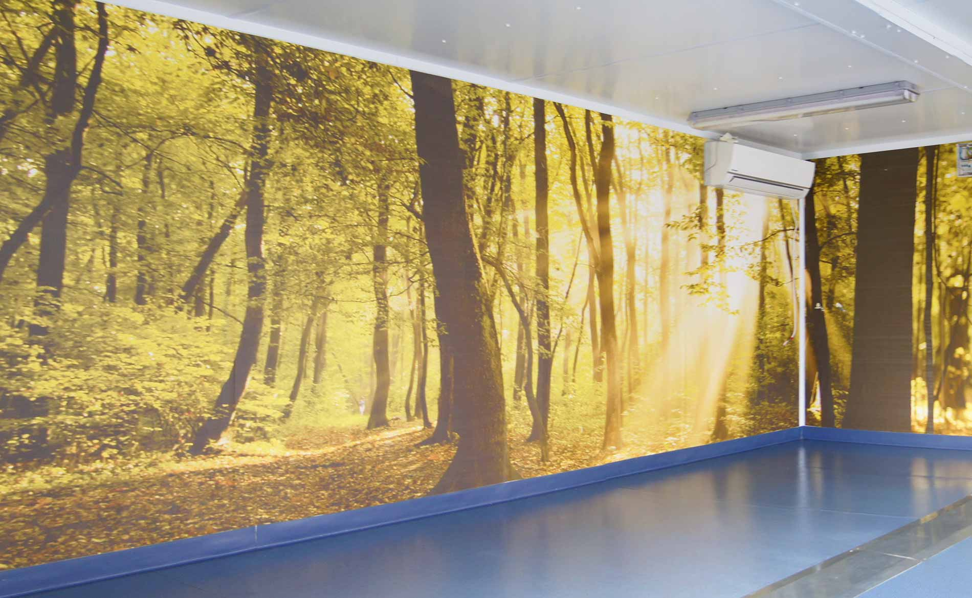 Wallpaper & Coverings, Chilthorne Domer Chrurch School, Signage, Stoke-on-Trent, Staffordshire