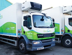 Vehicle Graphics, HGV & Truck Livery, Stoke-on-Trent, Staffordshire