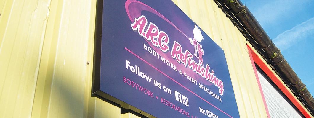 Signage, Fascia Shop Signage, Stoke-on-Trent, Staffordshire